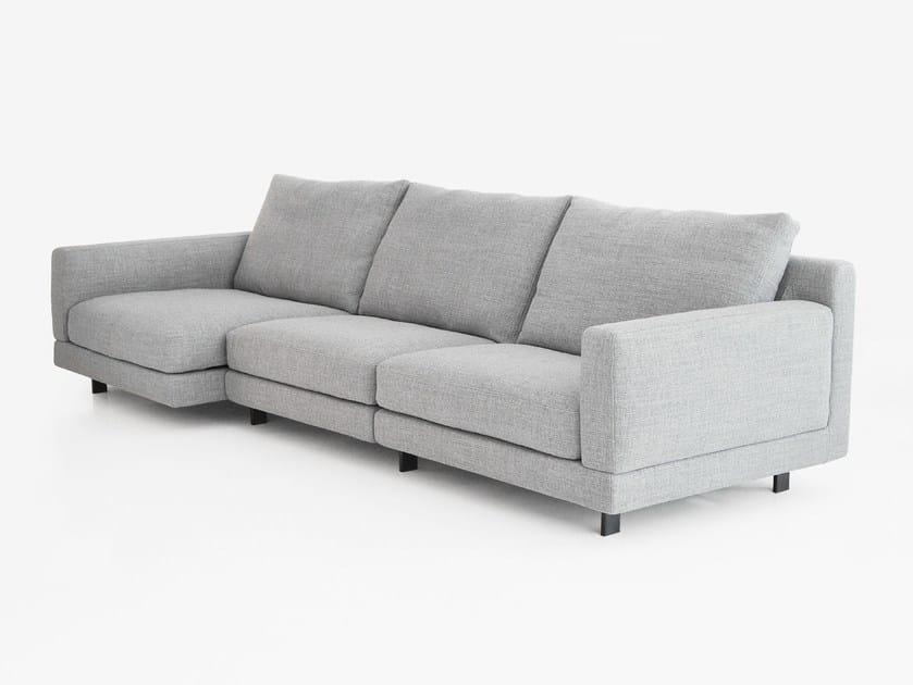 Modular sofa ELLE | Sectional sofa by BENSEN