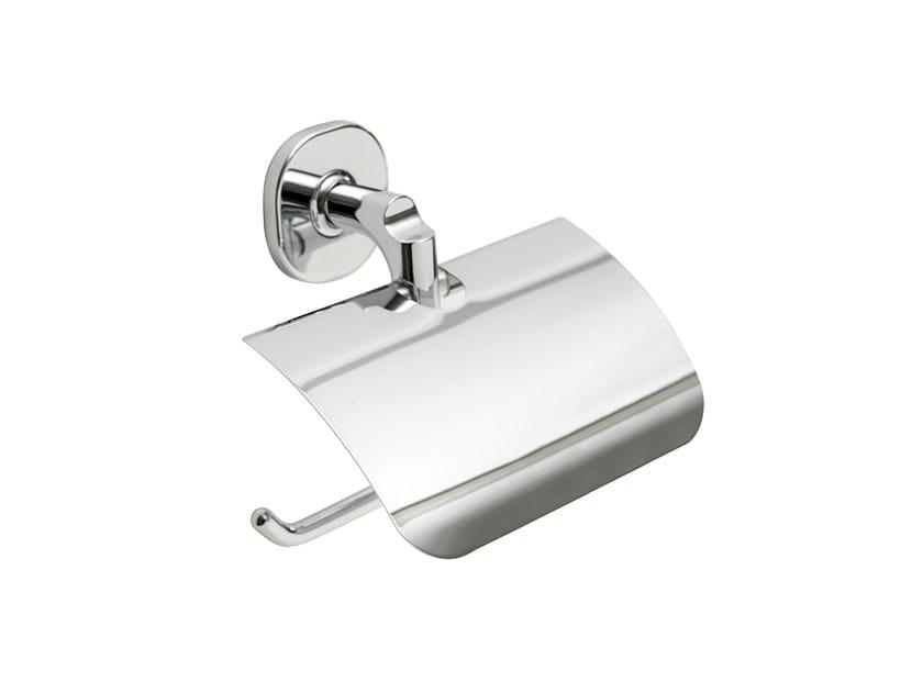 Brass toilet roll holder ELLEPI | Brass toilet roll holder by INDA®