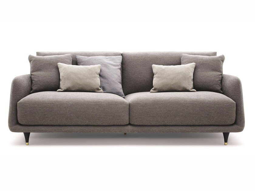 3 seater fabric sofa ELLIOT | 3 seater sofa by Ditre Italia