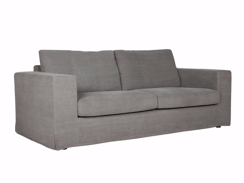 3 seater fabric sofa ELSIE | Sofa by Sits