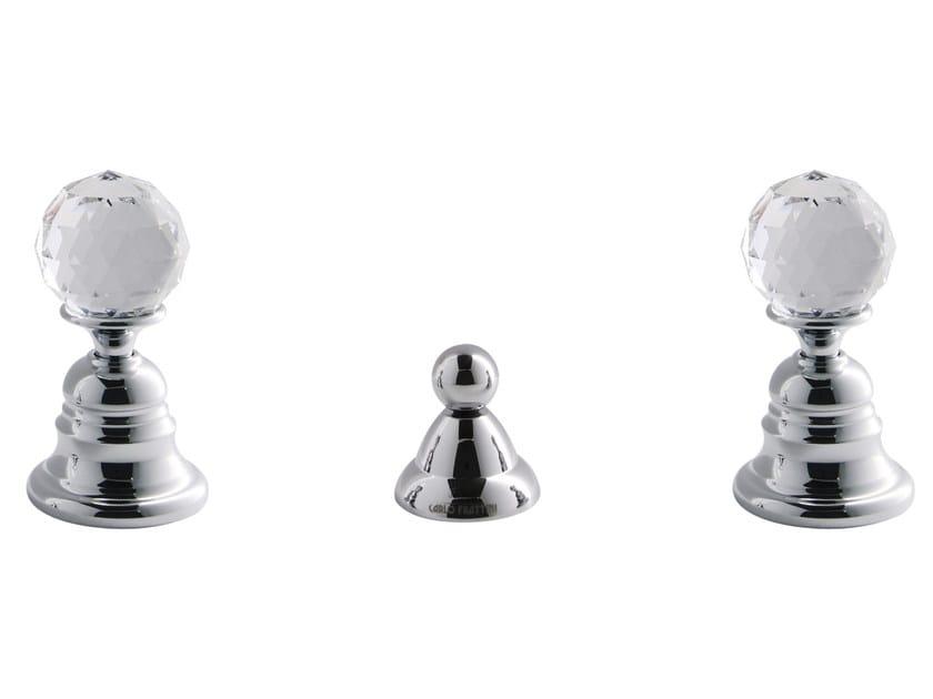 3 hole countertop bidet tap ELZABETH CHIC F5102C | Bidet tap by FIMA Carlo Frattini