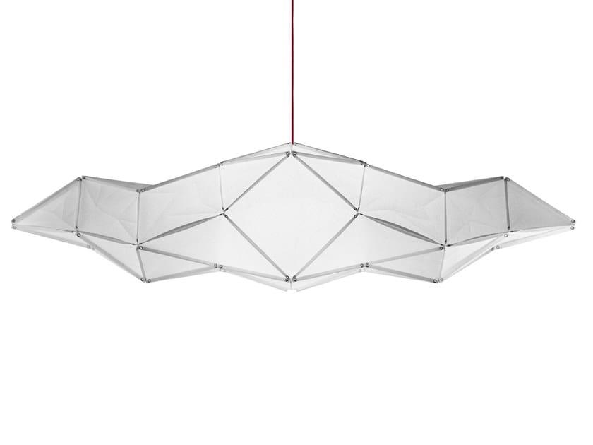 LED pendant lamp EMERAUDE | Pendant lamp by OCTAVIO AMADO