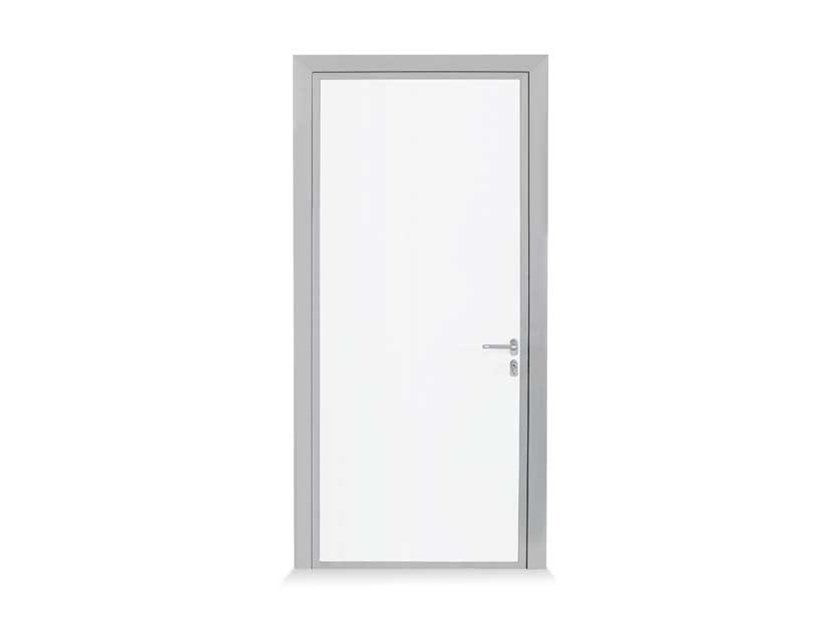 Hinged laminate door EMERGENCY by COCIF