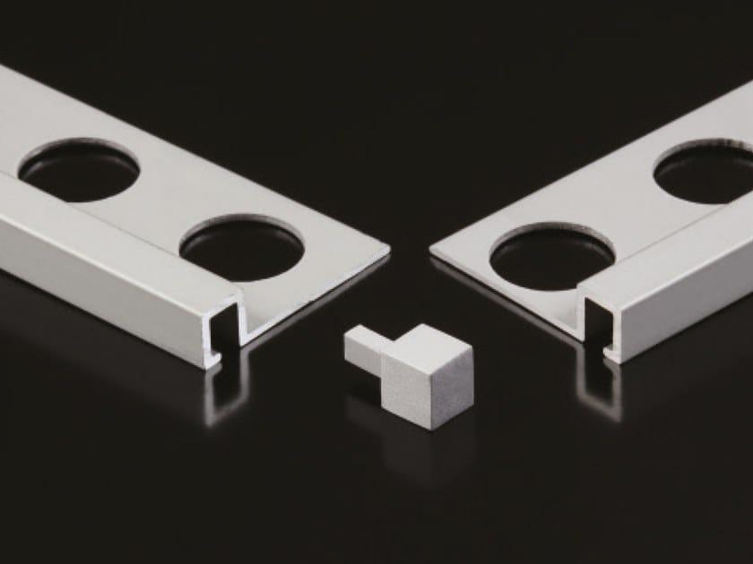 Aluminium edge profile EMG by Genesis
