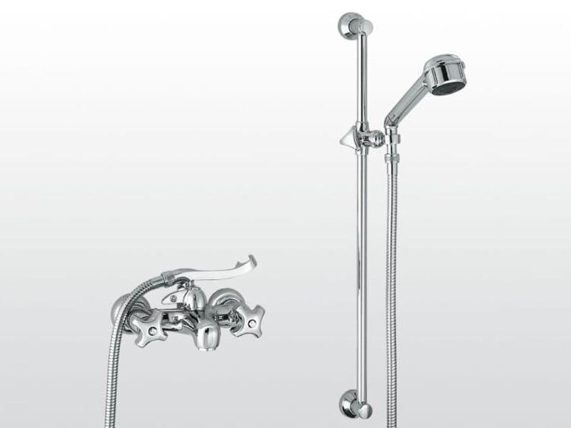 Bathtub tap / shower tap EMISFERO   3267/302/6 by RUBINETTERIE STELLA