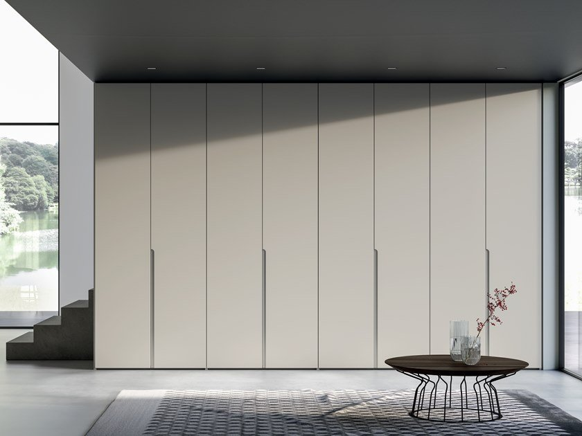 Lacquered wardrobe EMOTION UP EM13 by Dall'Agnese