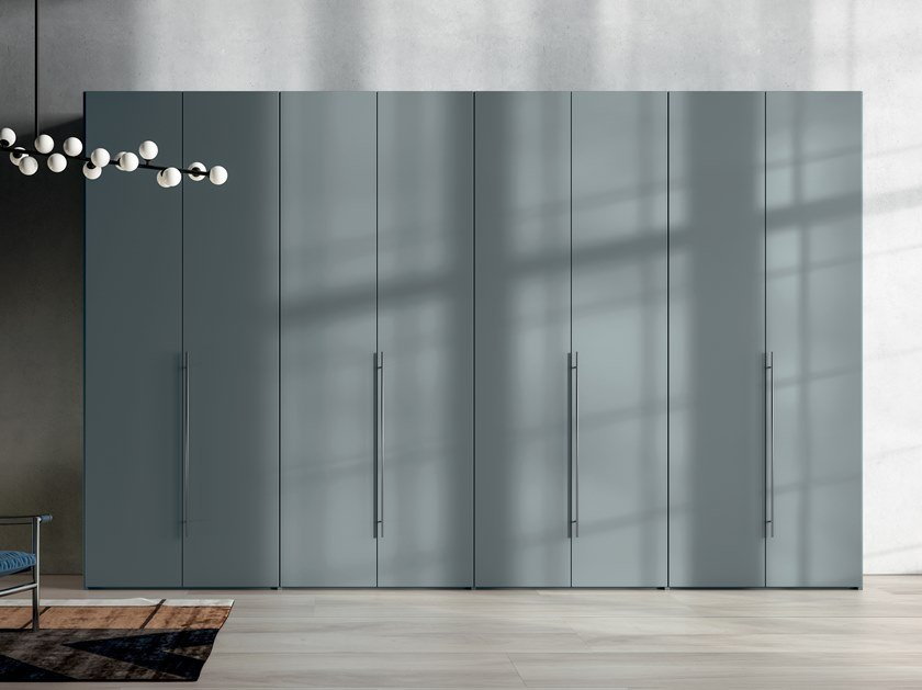 Lacquered wardrobe EMOTION UP EM14 by Dall'Agnese