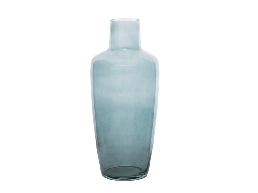 Glass vase EMPIRE by Flam & Luce