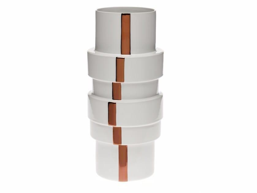 Ceramic vase EMPIRE VASE 2 by Byfly