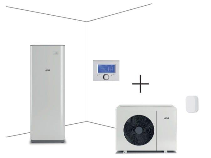 Pompa di calore ad aria/acqua ENERGION M Compact by ATAG Italia