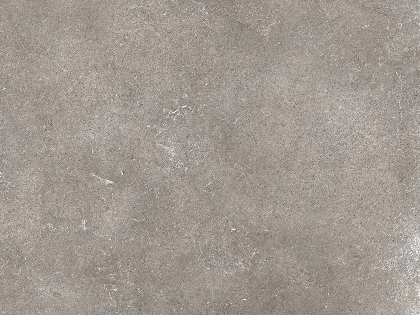 Indoor/outdoor porcelain stoneware wall/floor tiles with stone effect ENGLISH STONE MOON GREIGE by FMG
