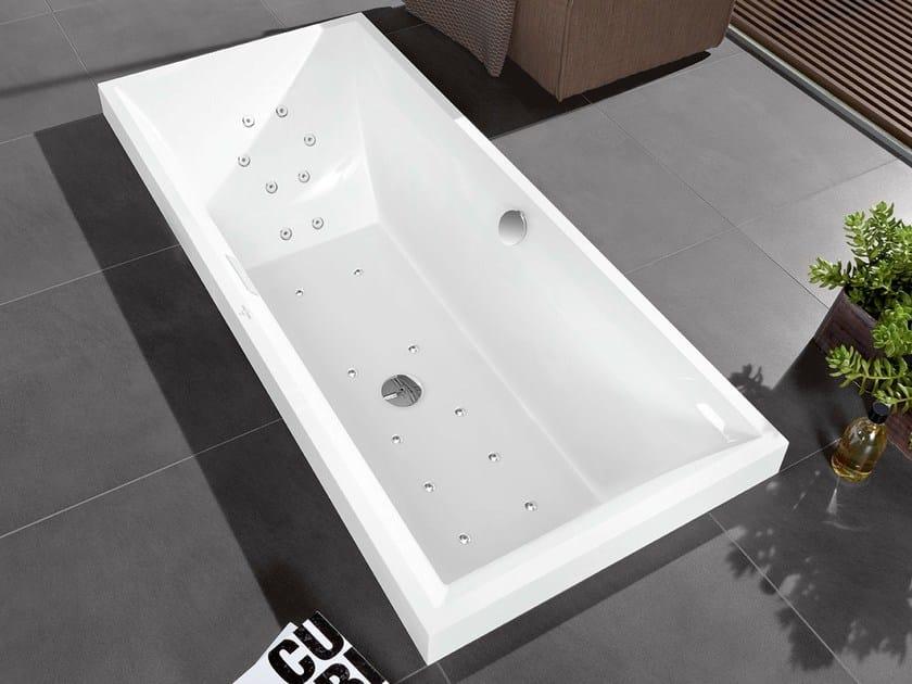 Built-in side shower ENTRY by Villeroy & Boch
