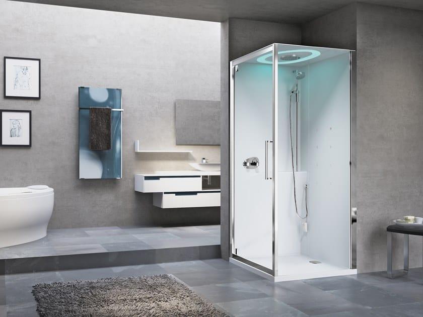 Box doccia angolare multifunzione EON GF by NOVELLINI