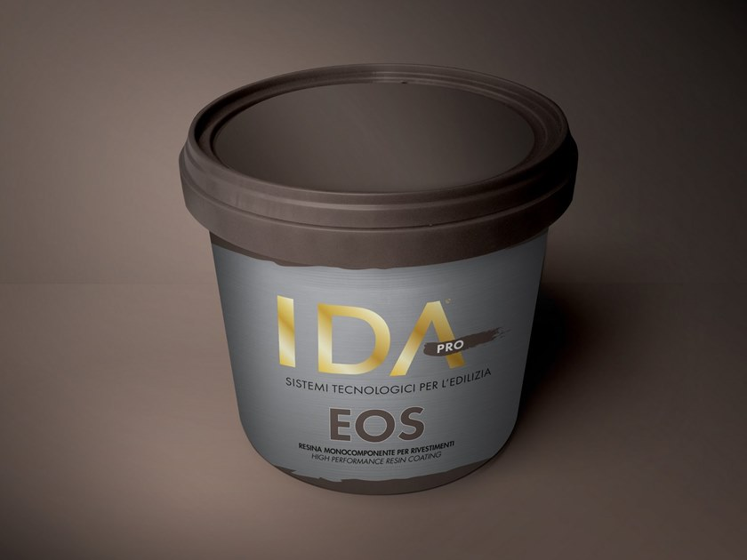 Base coat and impregnating compound for paint and varnish EOS by IDA