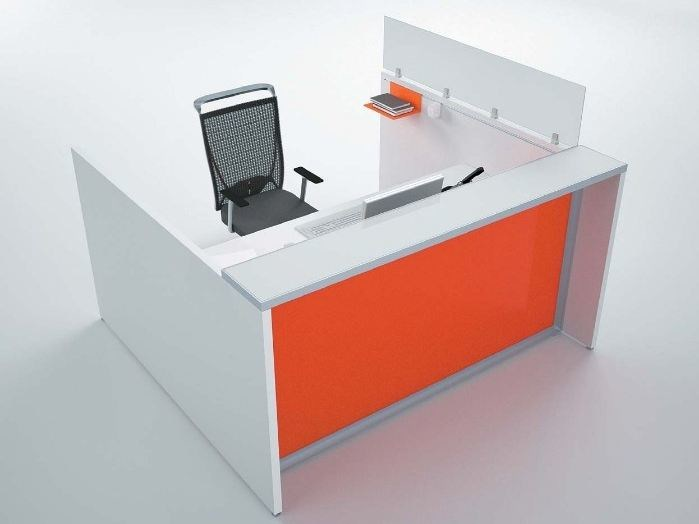 Reception desk EOS | Reception desk by Castellani.it
