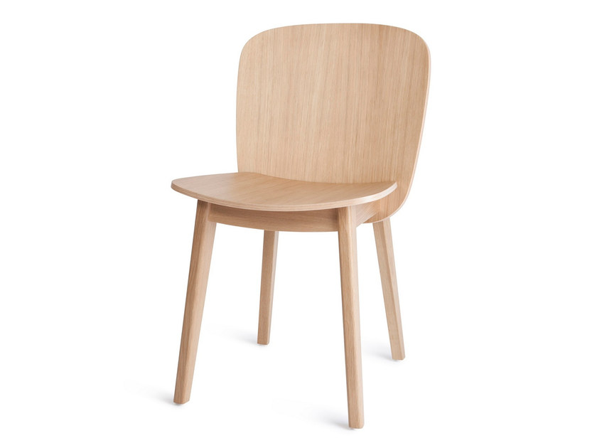 Wooden chair EPIC by Z-Editions