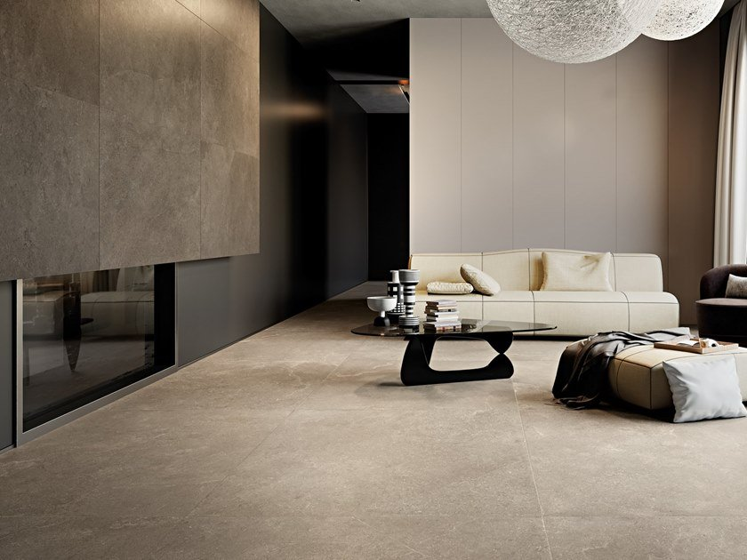 Porcelain stoneware wall/floor tiles EPIKA by Supergres