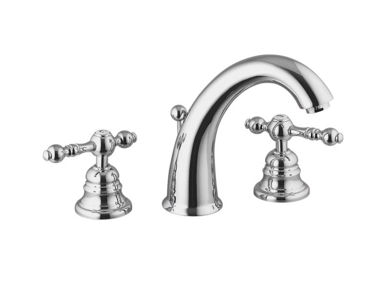 3 hole countertop washbasin tap EPOQUE F5071 | Washbasin tap by FIMA Carlo Frattini