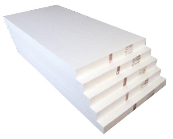 Polystyrene thermal insulation panel EPS 100 BIANCO by IDA
