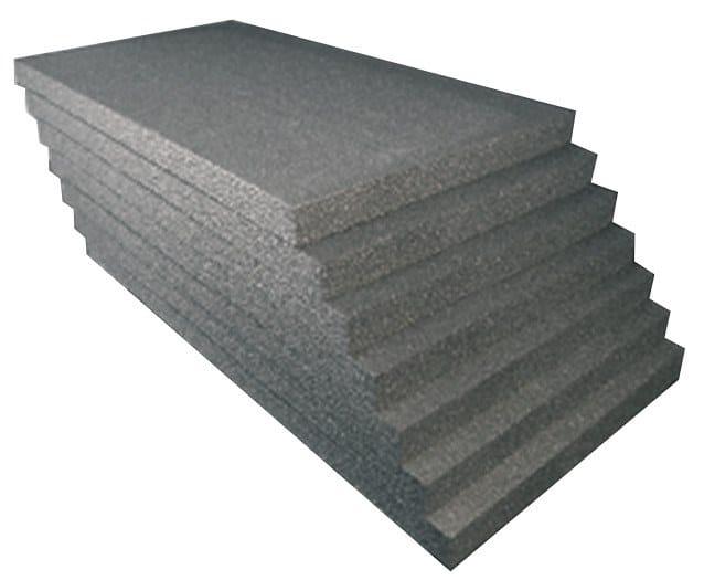 Polystyrene thermal insulation panel EPS 100 GRAFITE by IDA