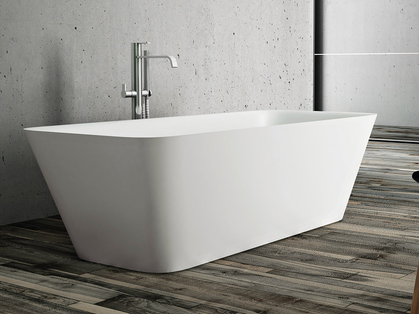 Freestanding Aquatek bathtub EQUAL by Idea