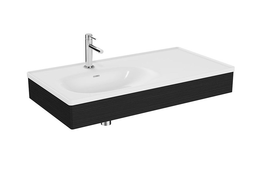Mobile lavabo singolo sospeso EQUAL | Mobile lavabo by VitrA Bathrooms