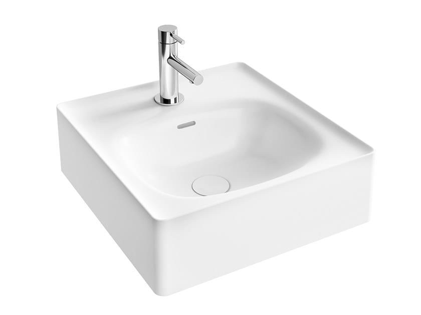 Lavabo in ceramica EQUAL | Lavabo by VitrA Bathrooms