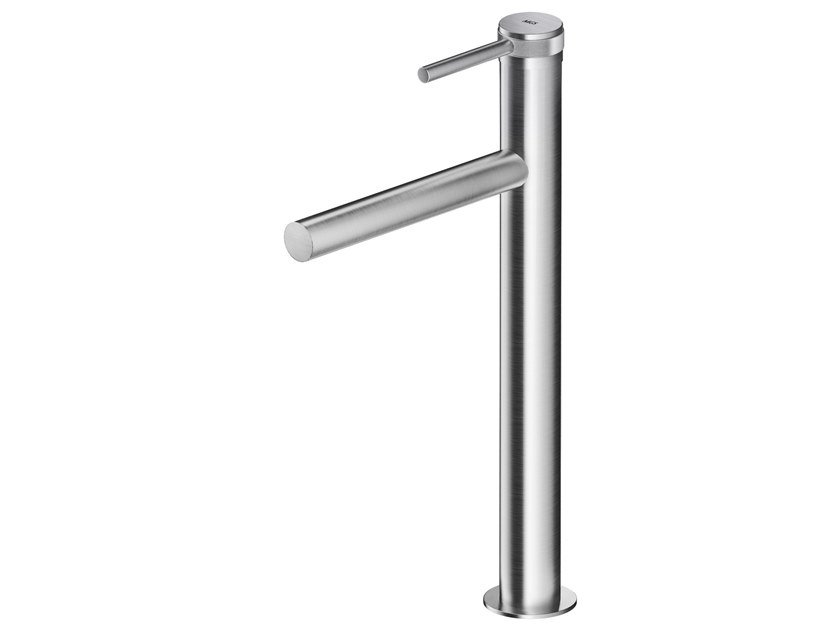 Countertop stainless steel washbasin mixer ER236 | Washbasin mixer by MGS