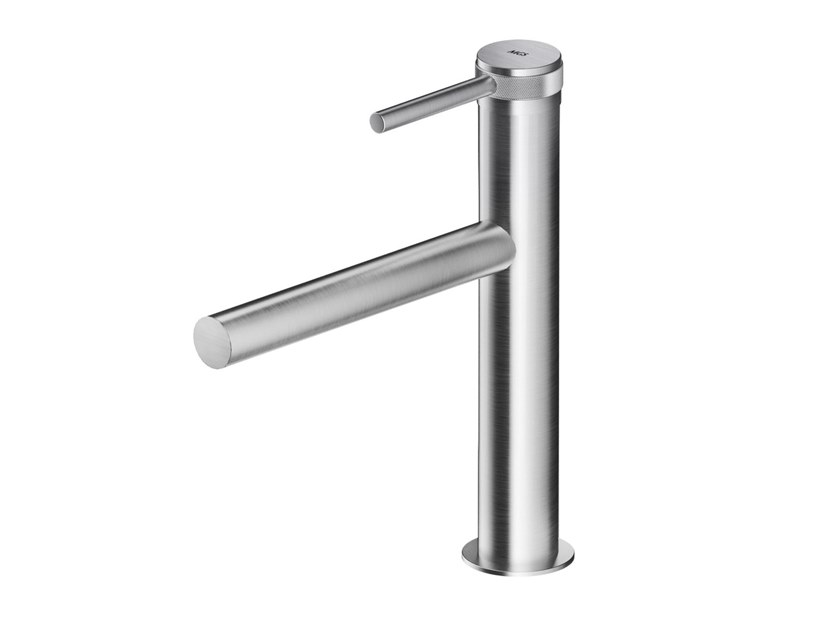 Countertop stainless steel washbasin mixer ER281 | Washbasin mixer by MGS