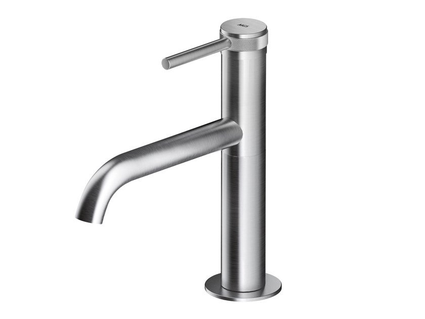 Countertop stainless steel washbasin mixer ER289   Washbasin mixer by MGS