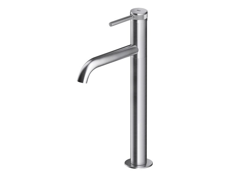 Countertop stainless steel washbasin tap ER290 | Washbasin mixer by MGS