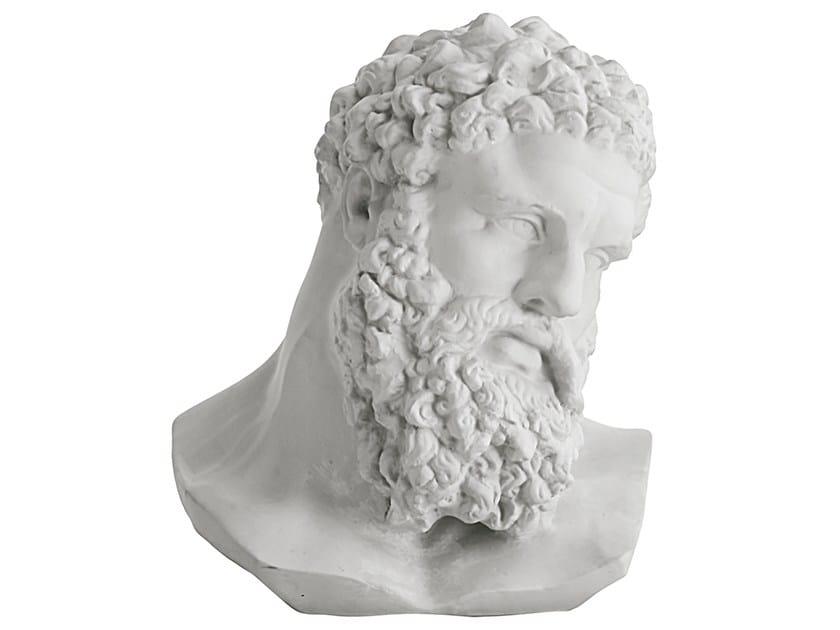 Plaster sculpture ERCOLE by Adriani e Rossi edizioni