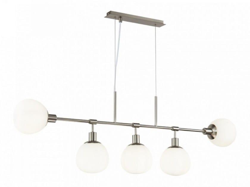Direct light glass pendant lamp ERICH | Glass pendant lamp by MAYTONI