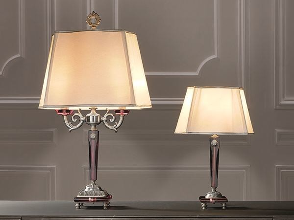 Table lamp ERMES LG2 LP1 by Euroluce Lampadari