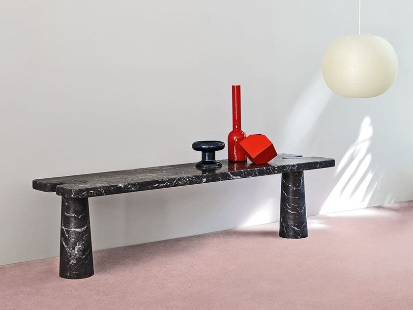 Marble console table EROS | Console table by Agapecasa