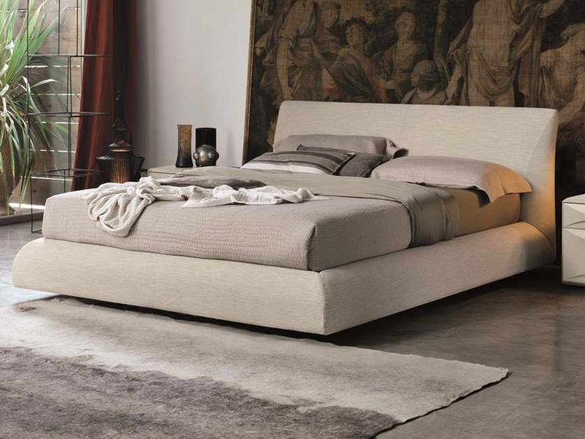 Upholstered fabric double bed EROS | Fabric bed by Gruppo Tomasella