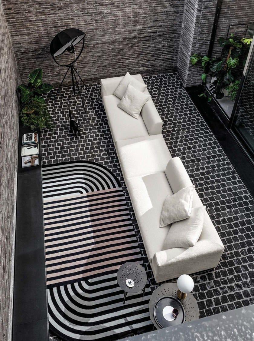 4 Lounge Twils Tessuto ÈsDivano A Posti In mON8vn0w
