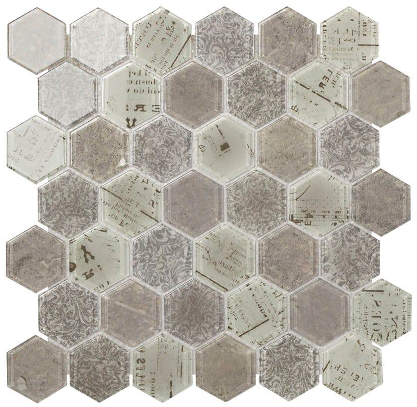 Glass mosaic ESA DESIGN by BOXER