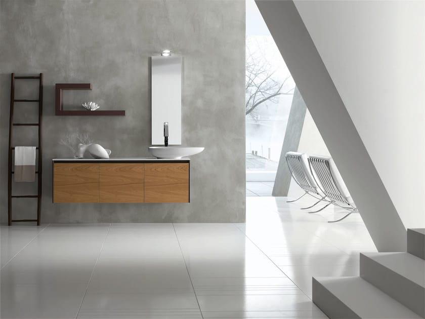 Sistema bagno componibile ESCAPE - COMPOSIZIONE 21 by Arcom