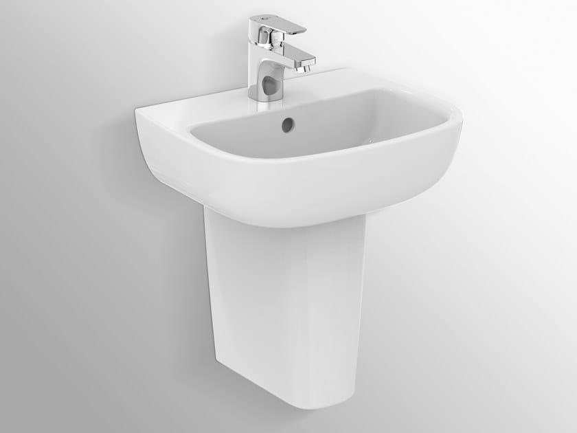 Lave-mains suspendu en céramique avec trop-plein ESEDRA   Lave-mains by Ideal Standard