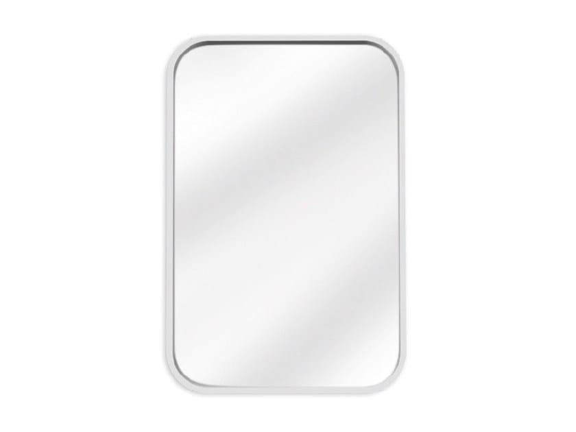 Specchio rettangolare a parete per bagno ESPELHO SER by AMA Design