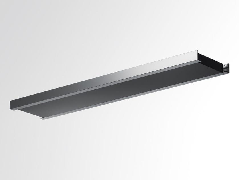 Lampada a sospensione a luce indiretta fluorescente in alluminio ESPRIT SYSTEM | Lampada a sospensione a luce indiretta by Artemide