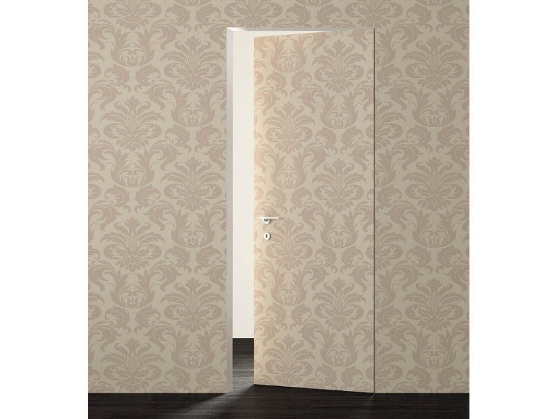 Hinged flush-fitting door ETEREA 11ES by GD DORIGO