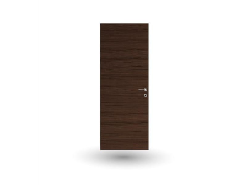 Hinged flush-fitting wooden door ETEREA 13E RASO MURO by GD DORIGO