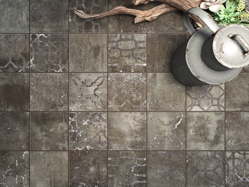 Porcelain stoneware wall/floor tiles ETHNIC by ZYX