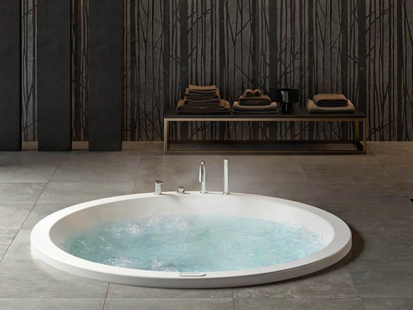浴缸 ETHOS ROUND 180 by Albatros