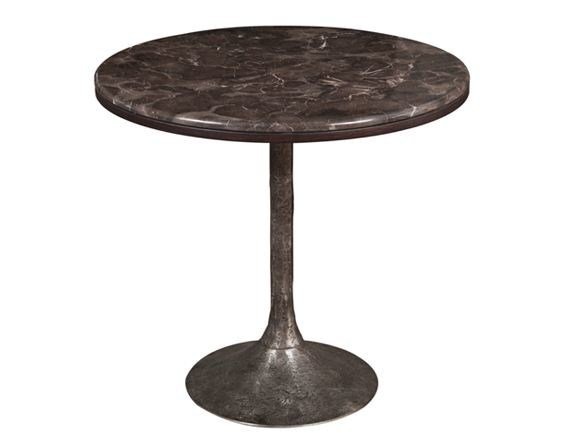 Round marble table ETNA | Marble table by Hamilton Conte Paris