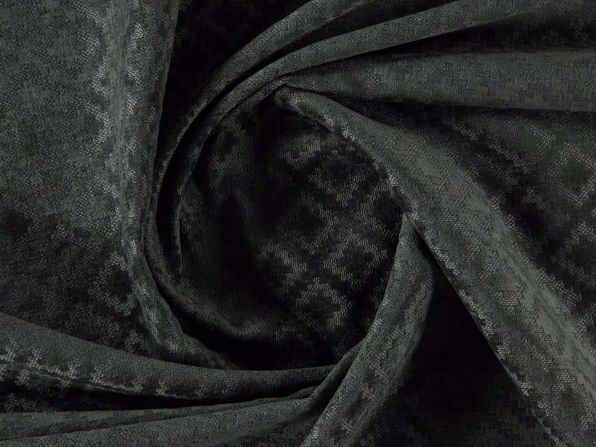 Washable matt chenille fabric ETNA by More Fabrics