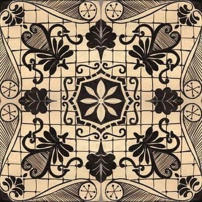 Pavimento/rivestimento ETOILE BLACK by BLEU PROVENCE