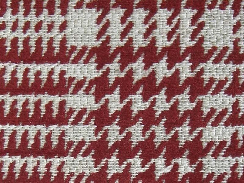 Jacquard fabric with graphic pattern ETOILE PRINCE by l'Opificio